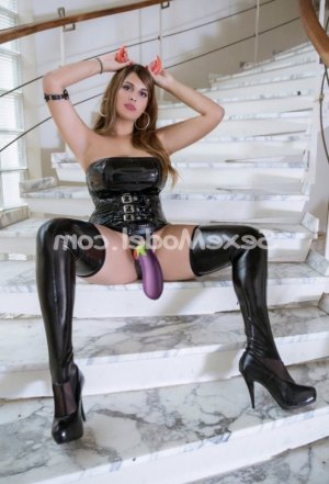 Annalisa escorte massage à Narbonne