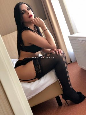 Joselle massage sexy à Ambilly